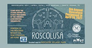 Roscolusa Songwriters Festival