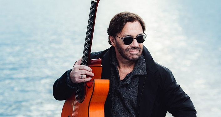 Al Di Meola to Perform at Concert Hall
