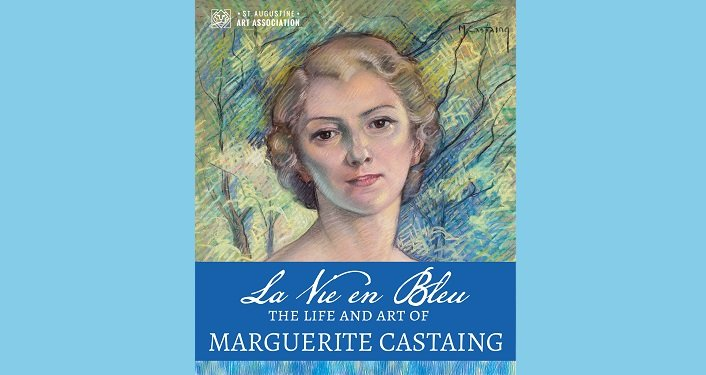 La Vie En Bleu: The Life & Art of Marguerite Castaing