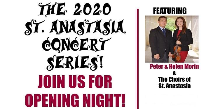 St. Anastasia Concert Series Opener