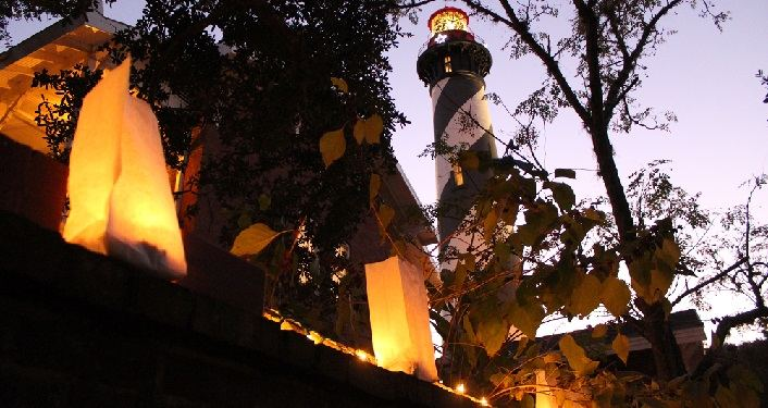Lighthouse Luminary Night Events
