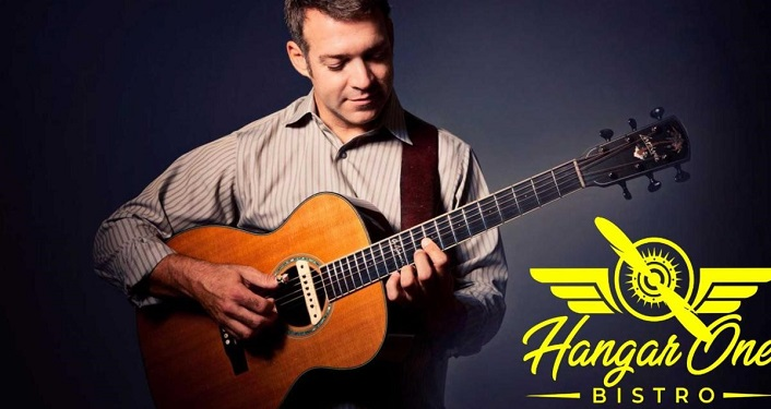 Sam Pacetti at Hangar One Bistro