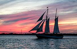 Sunset Nights of Lights Sail