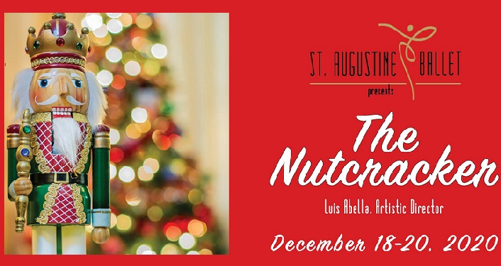 St. Augustine Ballet performs The Nutcracker