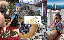 Tarot, Psychic, Palm & Rune Readings at The Golden Gypsy