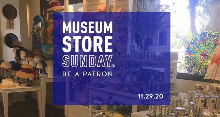 Museum Store Sunday at Lightner