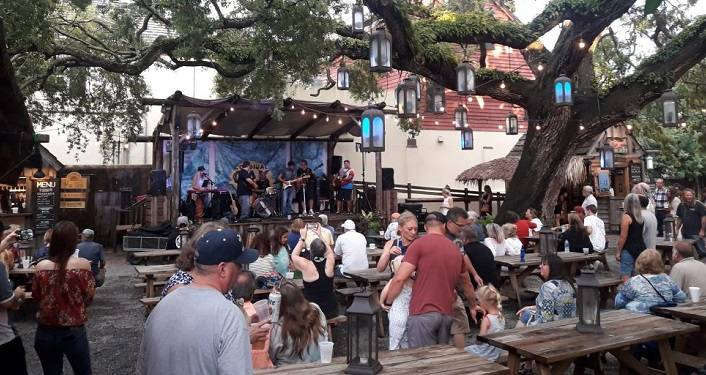 Music at Colonial Oak Music Park