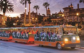 Old Town Trolley's Famous Nights of Lights Tour