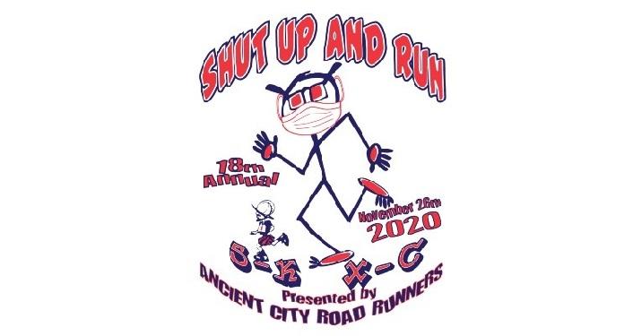 Shut Up and Run X-C 5K