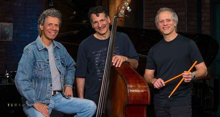 The Chick Corea Akoustic Band to Perfom