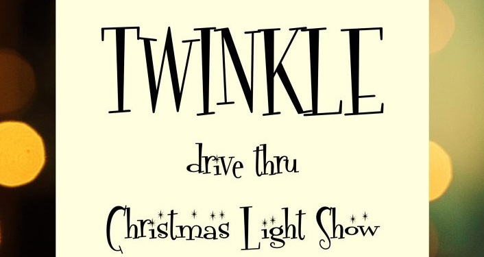 Twinkle Drive-thru Christmas Light Show
