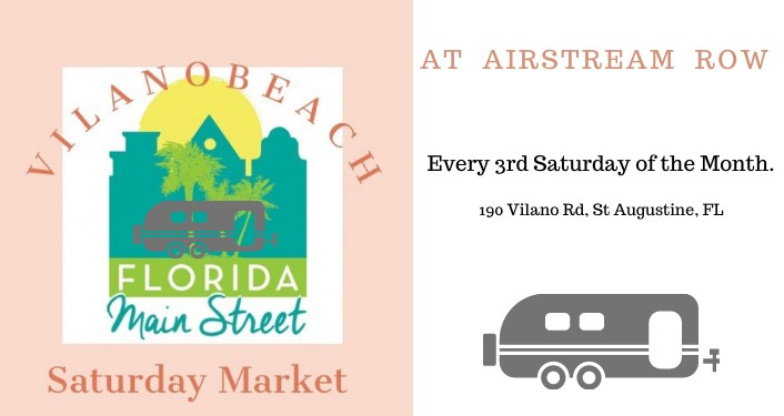 Vilano Beach Market at Airstream Row