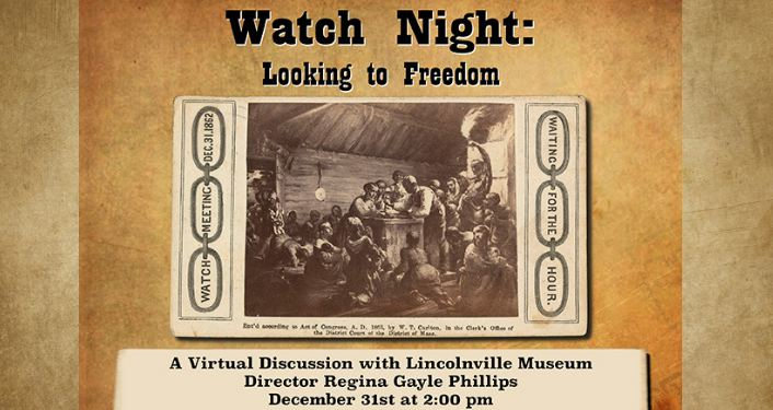 Watch Night - Looking to Freedom