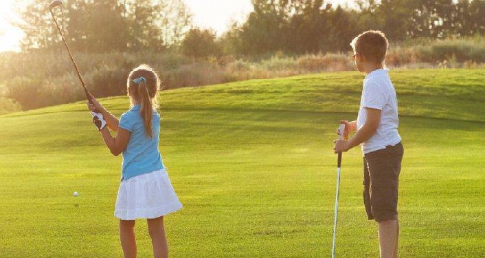 Sunday Junior Golf Clinics