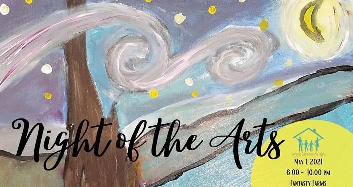 Night of the Arts Fundraiser