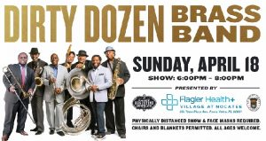 Dirty Dozen Brass Band at Nocatee
