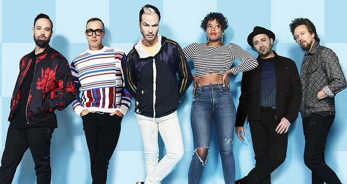 Fitz and the Tantrums Return to Amphitheatre