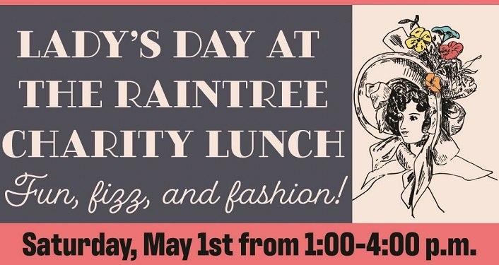 Ladies Day at the Raintree