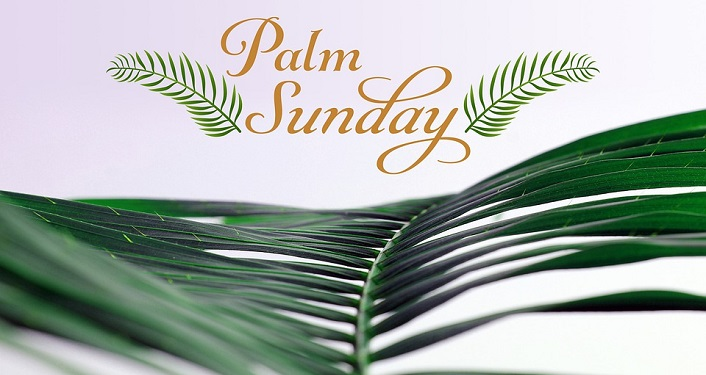 Palm Sunday Services in St. Augustine