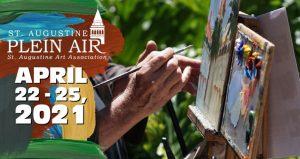 2021 St. Augustine Plein Air Paint Out