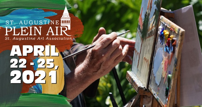 2021 St. Augustine Plein Air Paint Out