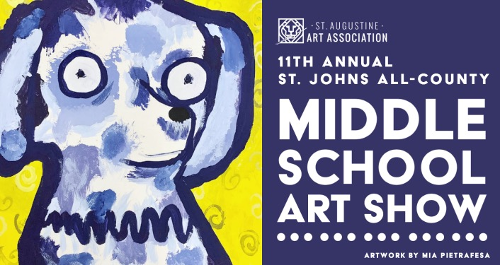 All-County Middle School Art Show