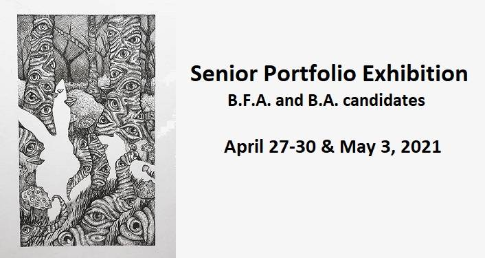 Senior Portfolio Exhibition