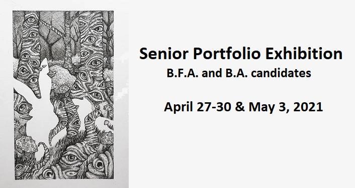 Senior Portfolio Exhibition