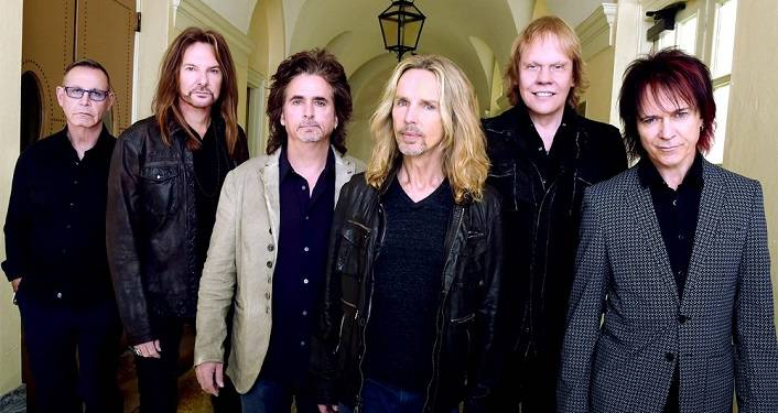 Styx at the Amp