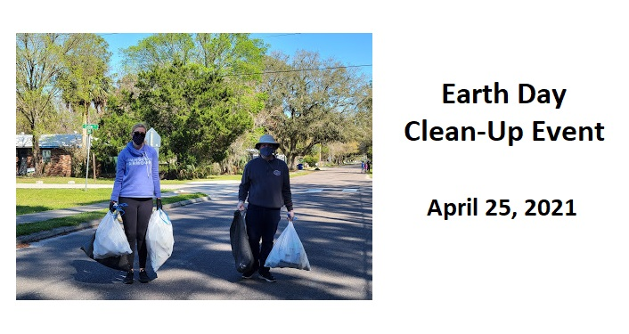 Earth Day Clean-Up Event