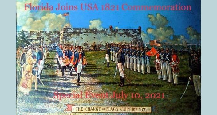 1821 Commemoration Event