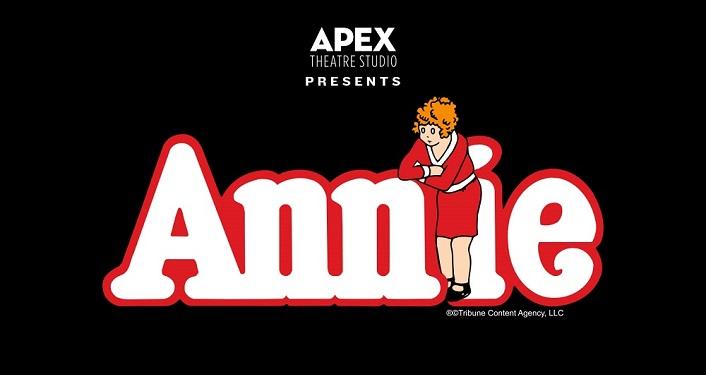 Broadway Hit Annie at Concert Hall