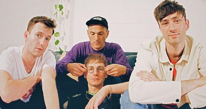"""Glass Animals """"Dreamland Tour"""""""
