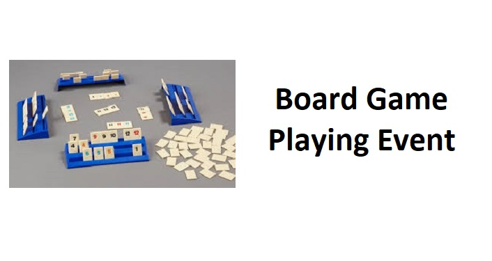 Board Game Playing Event