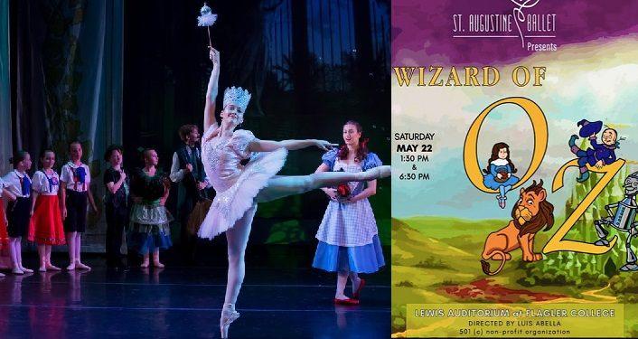 Wizard of Oz Performances