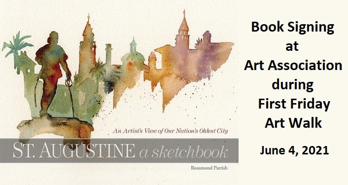 Book Signing at Art Association