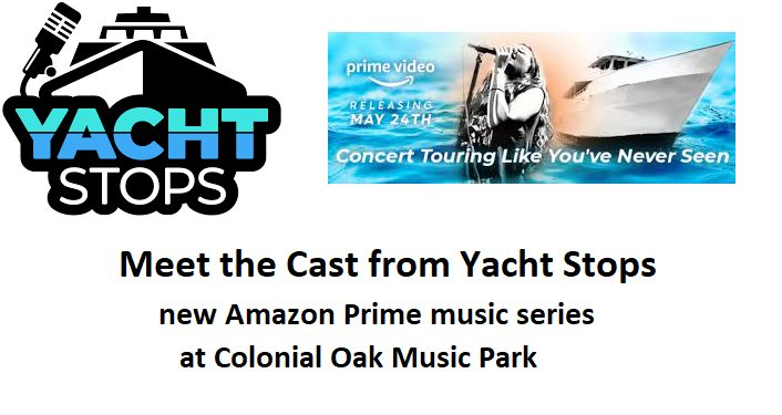 Cast from Yacht Stops