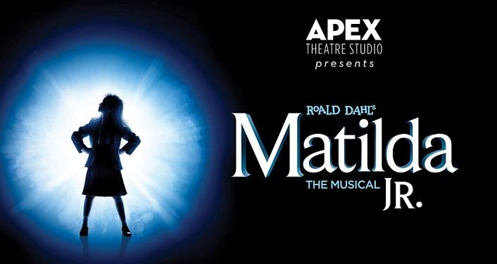 Apex Theatre presents Matilda Jr