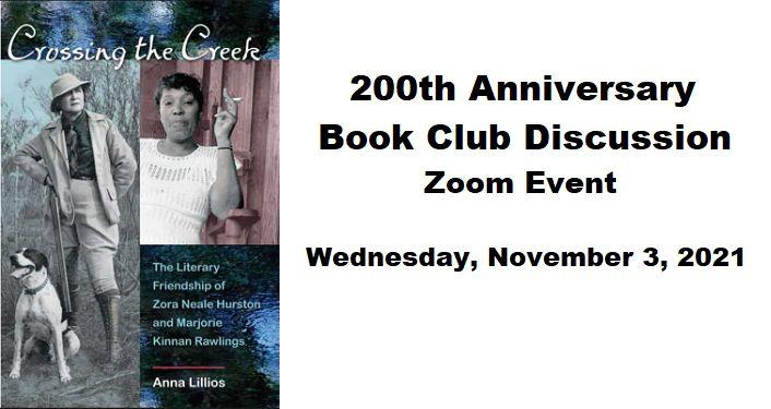 Book Club Discussion Event