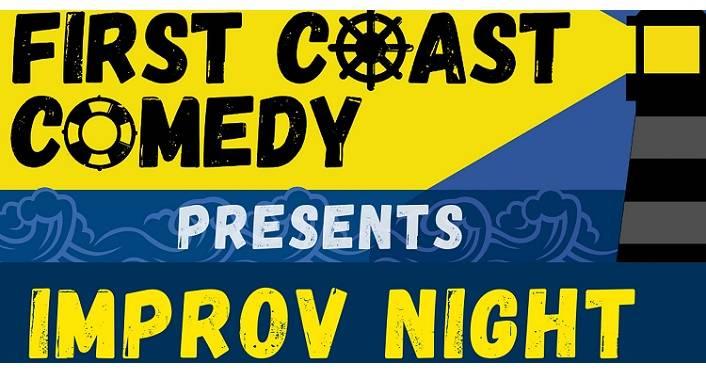 First Coast Comedy Improv Night!