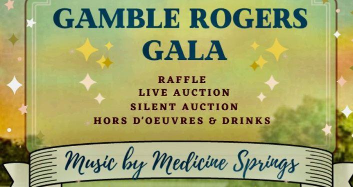 1st Annual Gamble Rogers Gala
