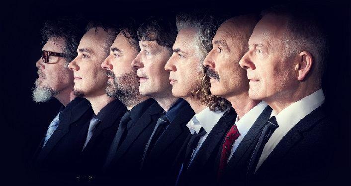 King Crimson at The Amp