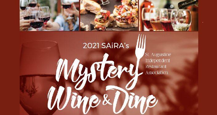 SAiRA's Mystery Wine and Dine