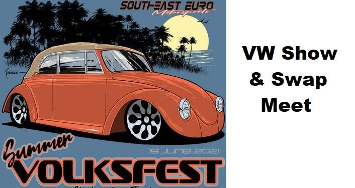 VW Car and Swap Meet