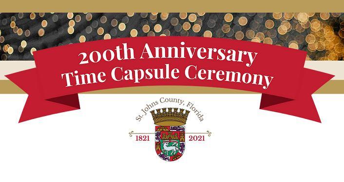 Time Capsule Dedication Ceremony