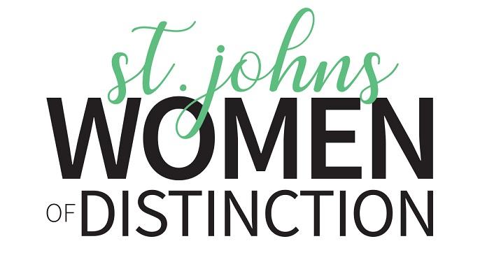 2021 St. Johns Women of Distinct
