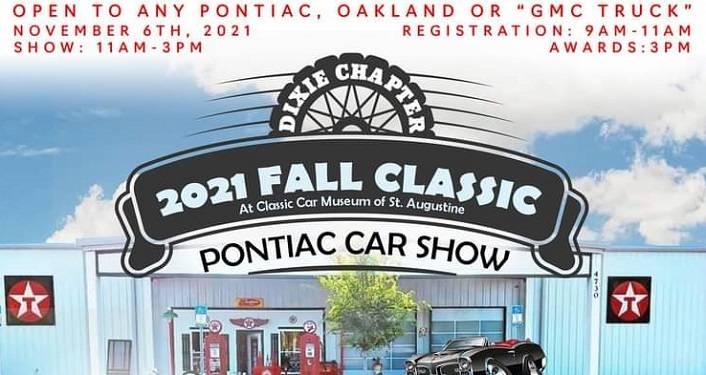 Fall Classic Pontiac Show
