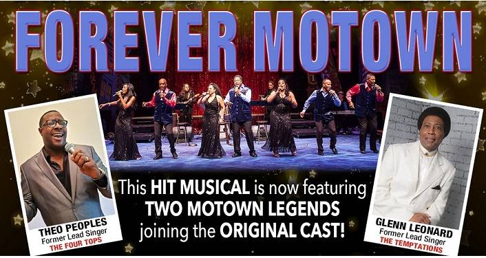 Forever Motown at Concert Hall