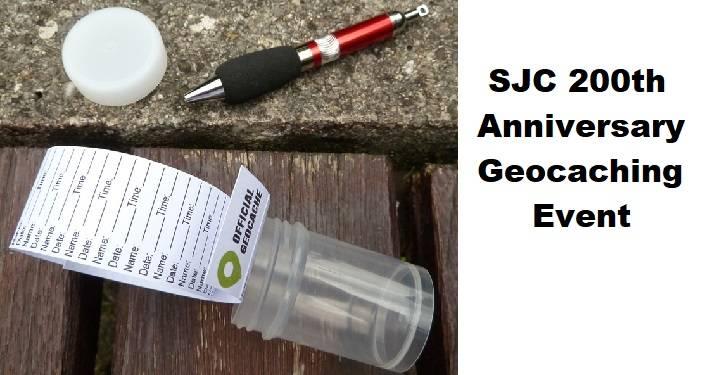 200th Anniversary Geocaching Event