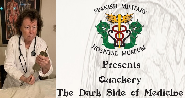 Quackery: Dark Side of Medicine Tour